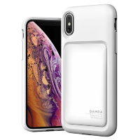 Чехол VRS Design Damda High Pro Shield для iPhone X/XS White Edition