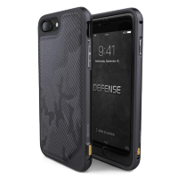 Чехол X-Doria Defense Lux для iPhone 7/8 Plus Grey Desert Camo
